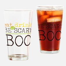 Boo Drinking Glass