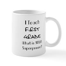 first grade Mug