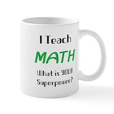teach math Mug