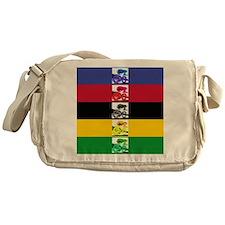 world champ stripes Messenger Bag
