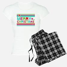 Modern Merry Christmas pajamas