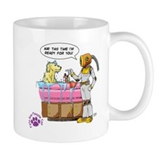 Unique Dog groomer Mug