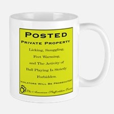 privateamstaff.png Mug