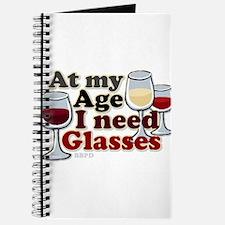 I Need Glasses Journal