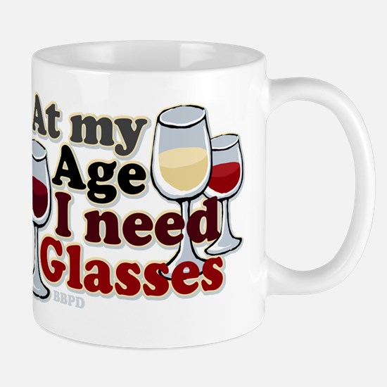 I Need Glasses Mug