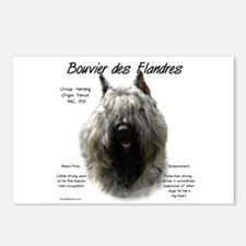 Bouvier  Postcards (Package of 8)