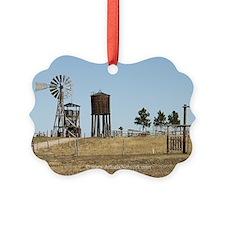 1880 Prairie Ornament