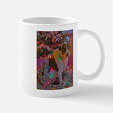 Merry Christmas Mixed Breed Mug