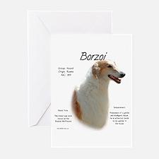 Borzoi Greeting Cards (Pk of 10)