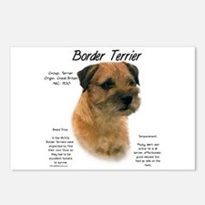 Border Terrier Postcards (Package of 8)