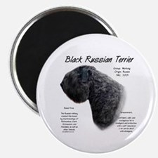 Black Russian Magnet