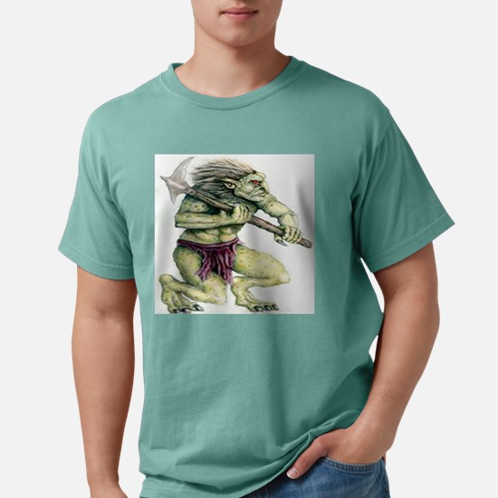 troll Mens Comfort Colors Shirt