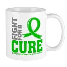 Cerebral Palsy Fight For A Cure Small Mug