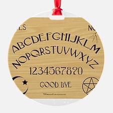 Traditional Talking Board Ornament