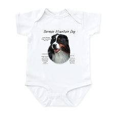 Berner Infant Bodysuit