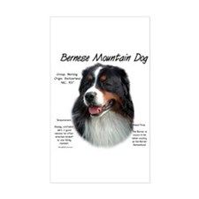 Berner Rectangle Decal