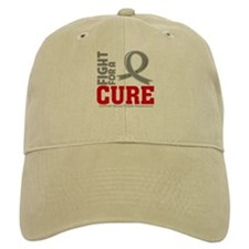 Brain Tumor Fight For A Cure Baseball Cap