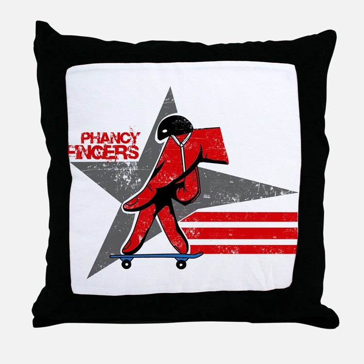 PFX002 Throw Pillow