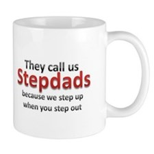 Step Up Dads Mug