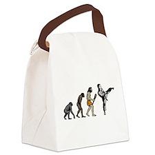 Cute Charles Canvas Lunch Bag