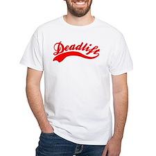 Team Deadlift Red Shirt