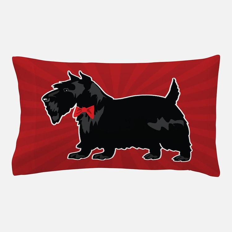 Scottish Terrier Pillow Case
