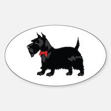 Scottish Terrier Decal
