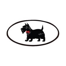 Scottish Terrier Patches