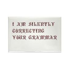 I am silently correcting your grammar - pre Rectan