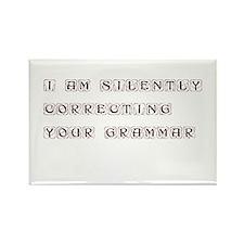 I am silently correcting your grammar - kon Rectan