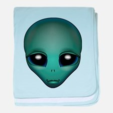 Cute Alien Shirts & ET Gifts baby blanket