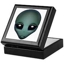 Cute Alien Shirts & ET Gifts Keepsake Box