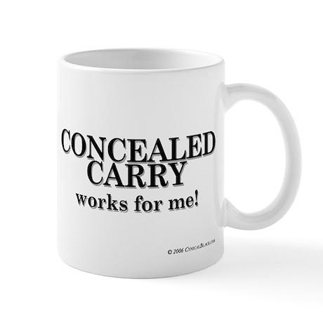 Concealed Carry Mug