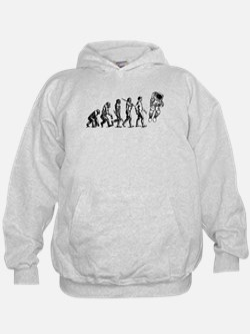 Astronaut Evolution Hoodie