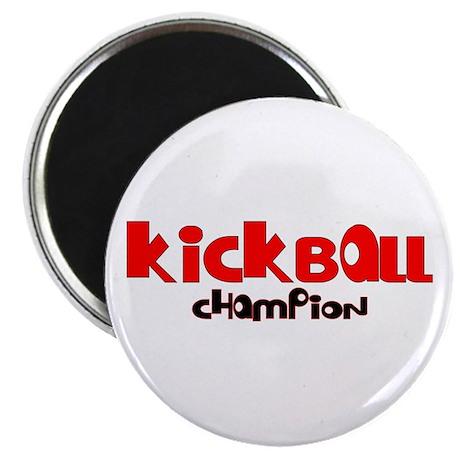 Kickball Champion Magnet