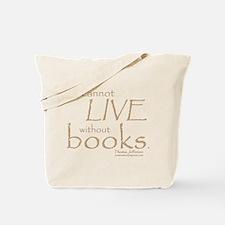 Unique Book totes Tote Bag