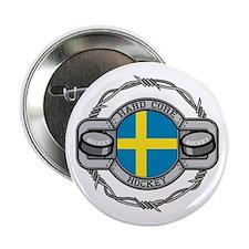Sweden Hockey Button