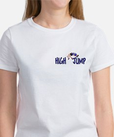 High Jump Blue Girl T-Shirt