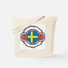 Sweden Boxing Tote Bag