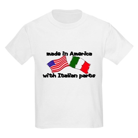 Italian Parts Kids T-Shirt