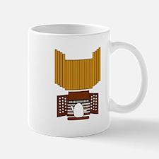 Organist Mug