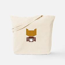 Organist Tote Bag