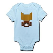Organist Infant Bodysuit