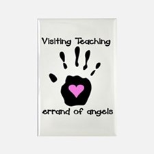 Visiting Teaching Rectangle Magnet