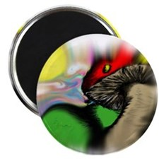 """2.25"""" Shroom Magnet (10 pack)"""