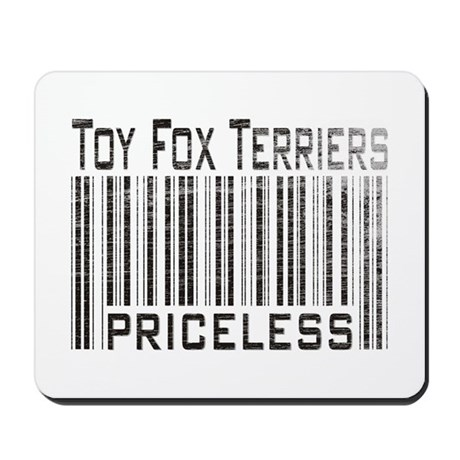 Toy Fox Terriers Mousepad