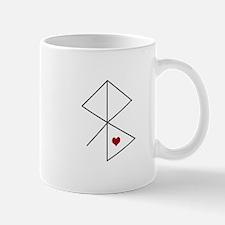 Peace Happiness Mug
