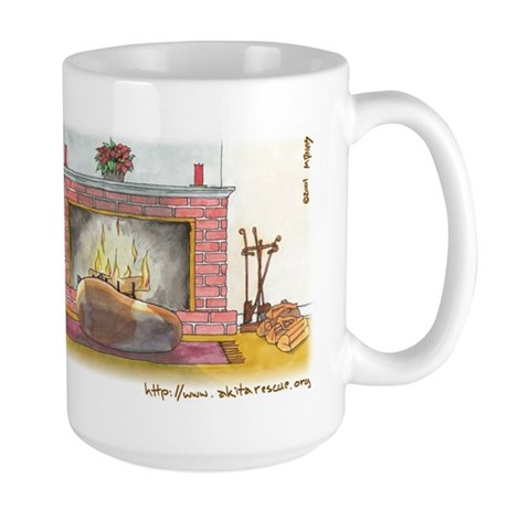 Have a Hearth Large Mug