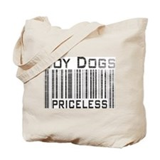 Toy Dogs Tote Bag