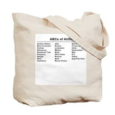 Know Your Bones /ABCs of AUDs Tote Bag